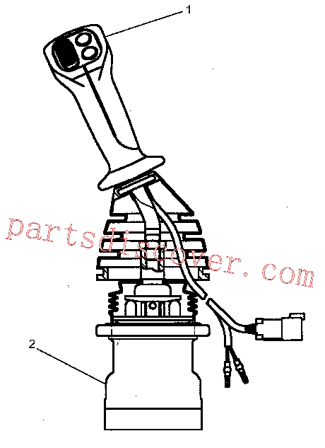 CAT 206-3305 for 329D L Mobile Hyd Power Unit(EXC) hydraulic system 216-6751 Assembly