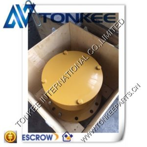 1484679 swing reductor with motor CAT 320D swing motor 1588986X rotation gearbox  M5X130CHB-11A-03C-255-122 swing motor unit