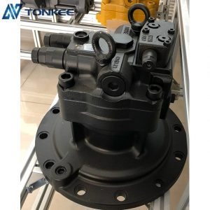 SUMITOMO new rotation gearbox with motor DM5X180CHB-10A-60D genuine swing motor unit M5X180CHB SH350-5 SK350-8 high performence swing motor for KOBELCO