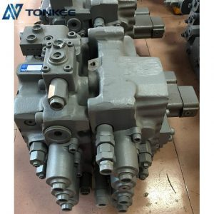VOLVO EC210B new hydraulic main control valve VOE14576336 EC210BLC original  main control valve HYEST UX28-86 MCV top performence control valve