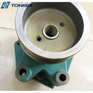 high quality TAD1240 water pump VOE11030791 engine space parts new water pump for VOLVO EC450  EC650 excavator