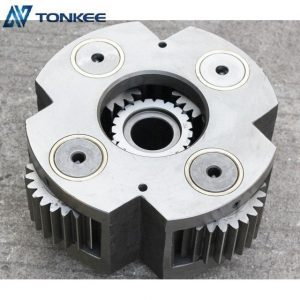 high quality planet carrier assembly  XKAQ-00473 genuine 1nd  2nd  level travel planetary gear assembly R300LC-9S XKAQ-00467 for HYUNDAI truck