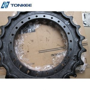 undercarrige parts sprocket 14532385 relief excavator sprocket VOLVO EC210B genuine sprocket for  truck