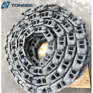 EX200-5 new track link assy EX200 professional track chain assembly for HITACHI excavator