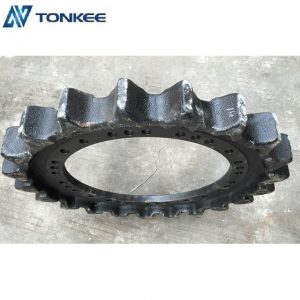 KOBELCO genuine excavator sprocket SK200-8 original quality sprocket for KOBELCO  SK250-8 excavator
