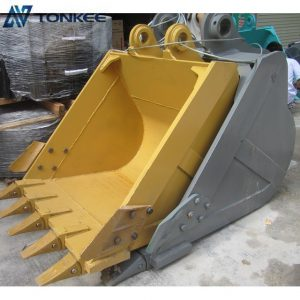 VOLVO new genuine excavator bucket VOLVO EC360B original rock bucket  hard bucket  VOLVO EC360B