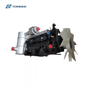 GENUINE MITSUBISHI 3066 S6KT complete engine assy E320C 320C Engine assy for Excavator spare parts