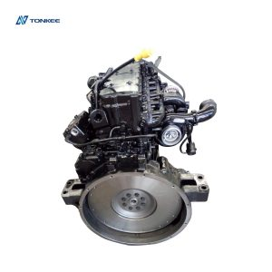 QSB6.7 260hp 194kW new diesel engine assy excavator PC200-8 PC210-8 SAA6D107E-1 complete engine assembly