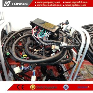 High efficency excavator parts 530-00205 530-00207B wiring harness & electricity wire for DOOSAN S220-7