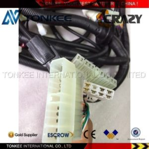Long life new electricity parts 530-00208E cabin harness & wire for DOOSAN excavator