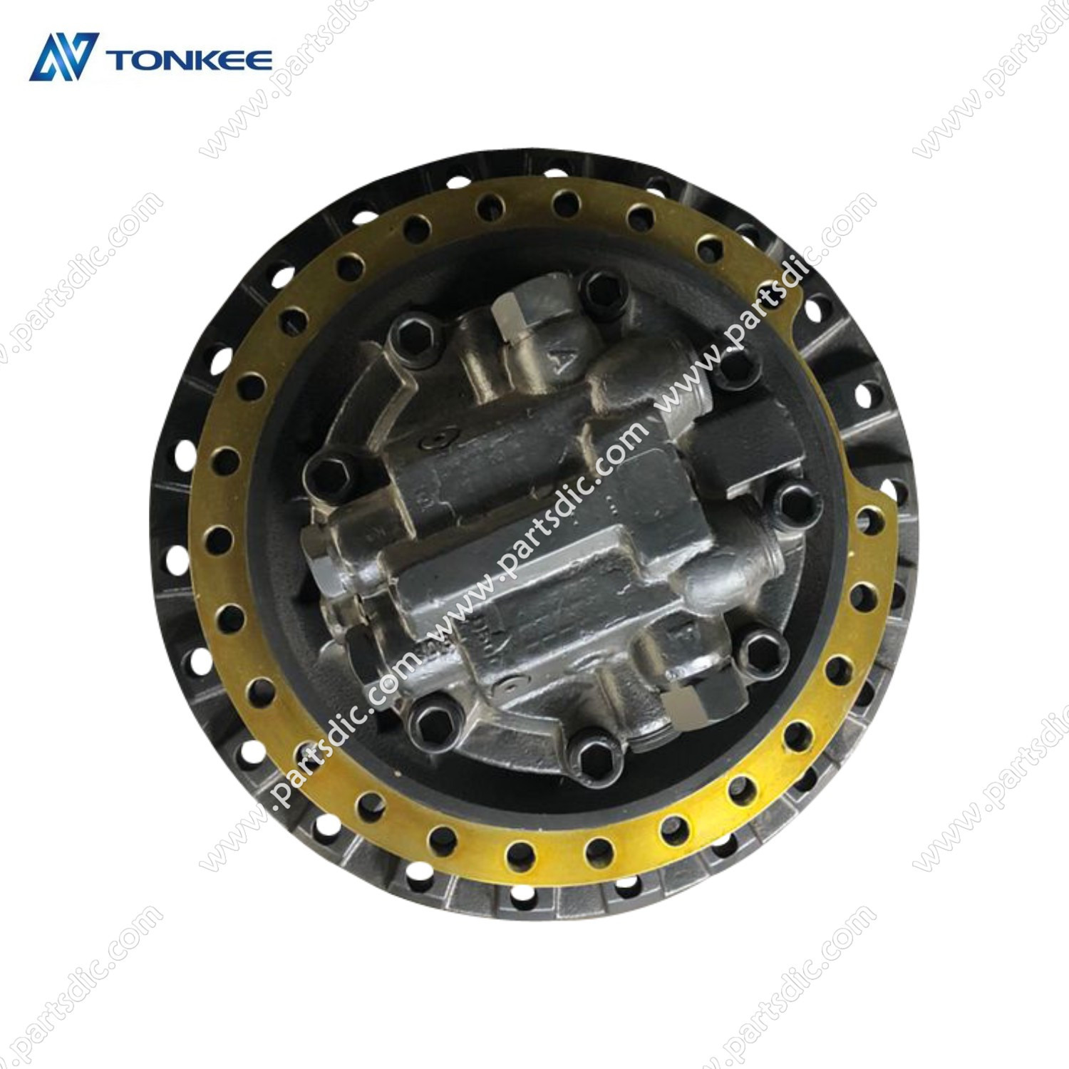 9190221 9190222 9212584 9232360 excavator final drive ZX330 ZX350 ZX360 ZX370 travel device suitable for HITACHI