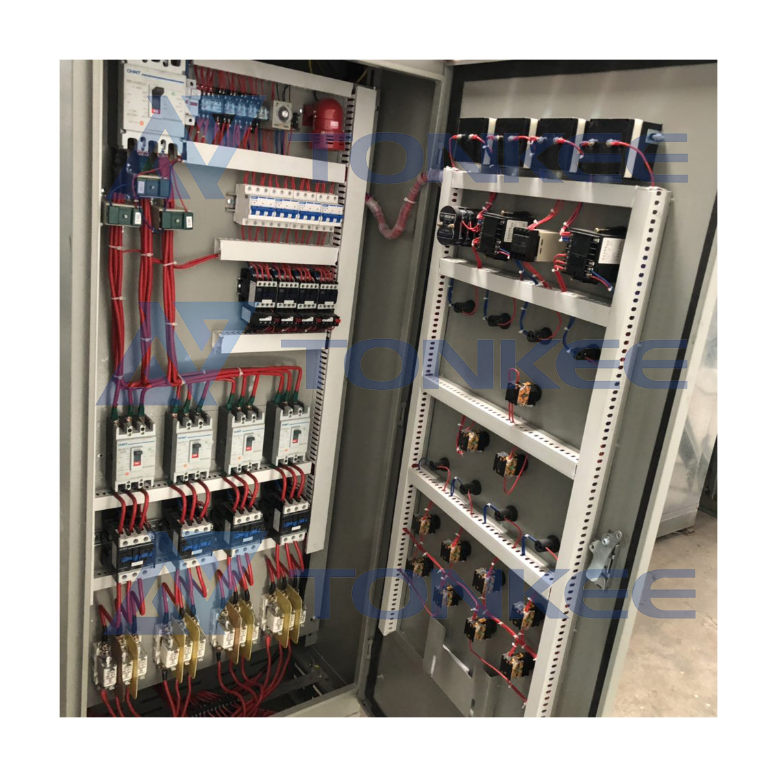 Xl 21 Power Distribution Cabinet Electrical Control Switchboard Panel Board Xl 21 Series 3 Phase Low Voltage Power Distribution Swithgear Box With Switch And Wire Heavy Machinery Parts