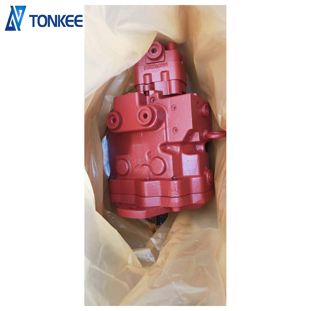 PSVD2-27E-4 hydraulic piston pump without solenoid valve for excavator