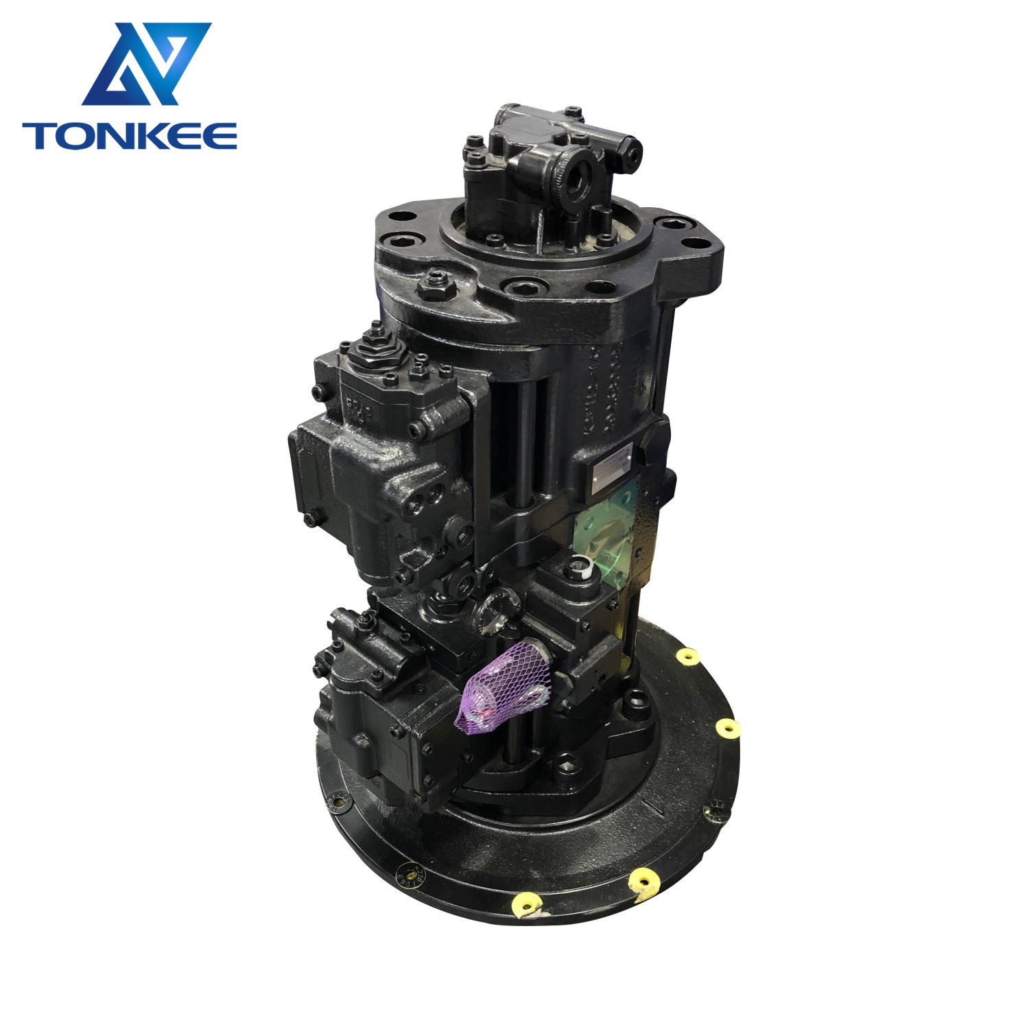 21513686 K3V112DTP-1M9R-9CB9+2F hydraulic main pump assy excavator JS210 JS220 hydraulic piston pump assembly suitable for JCB