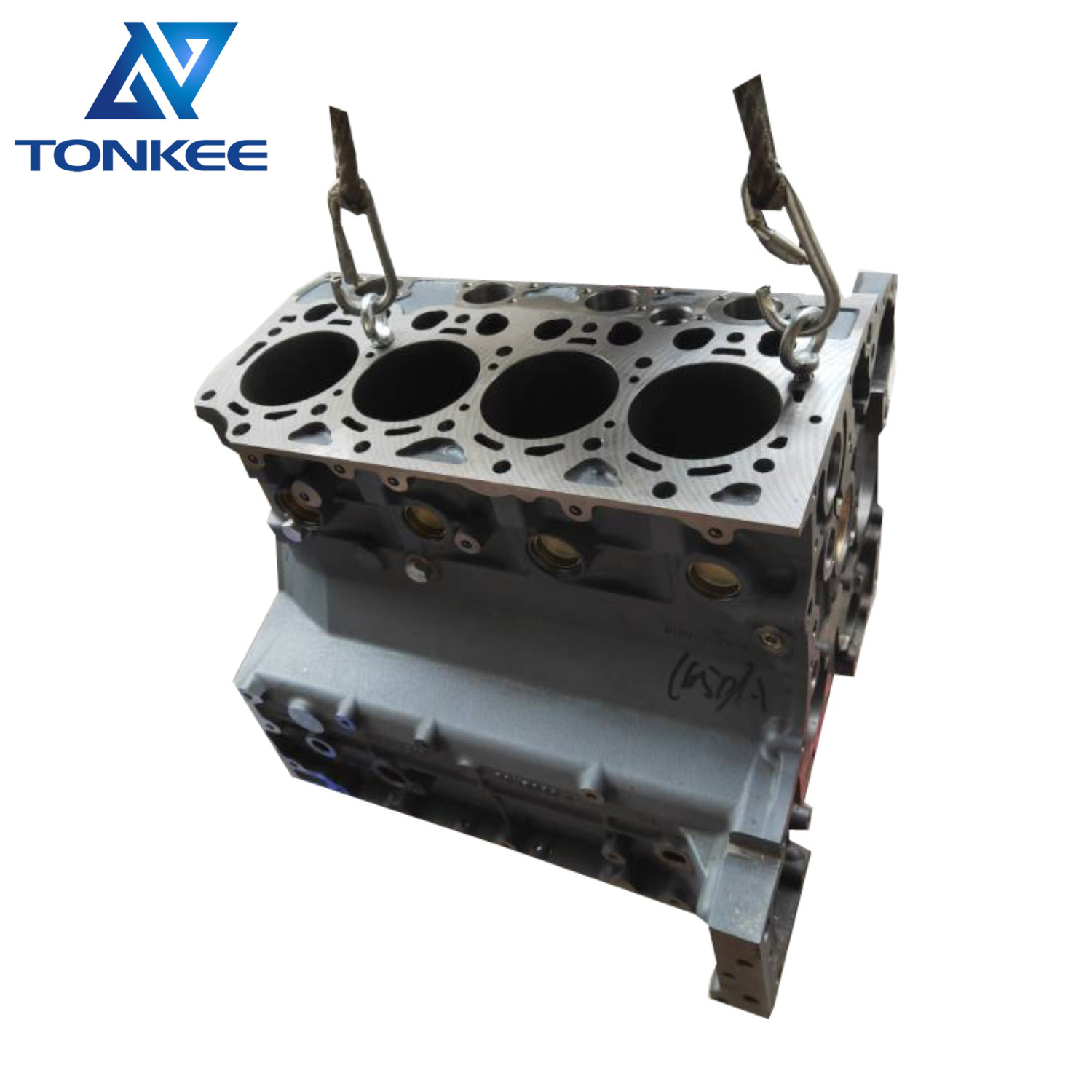 construction machinery parts BF4M2012C engine block BF4M2012-13T2-1041 engine cylinder block