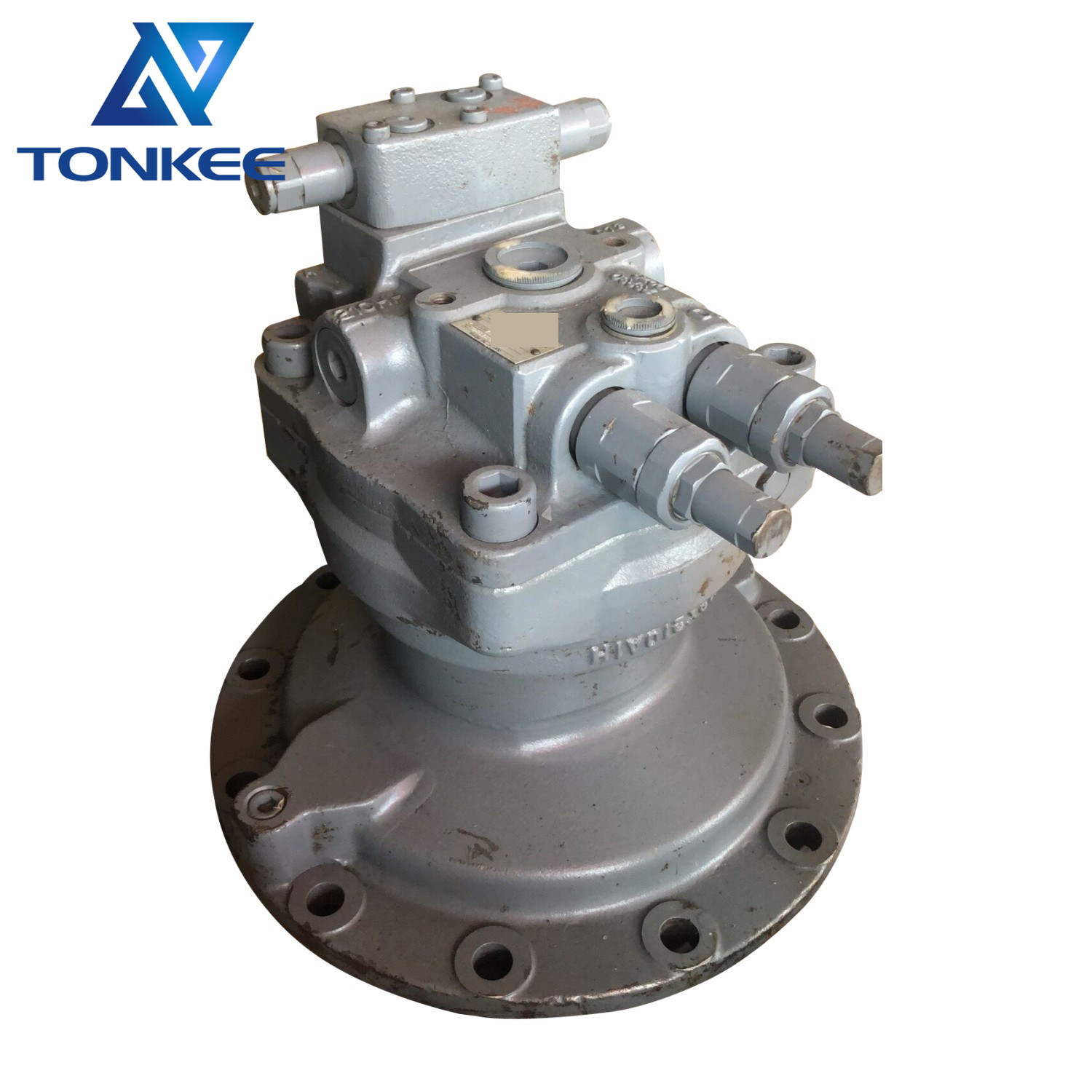 332K4684 KSC0196 KPM M2X210CHB-10A hydraulic swing motor JS330 excavator swing hydraulic engine suitable for JCB