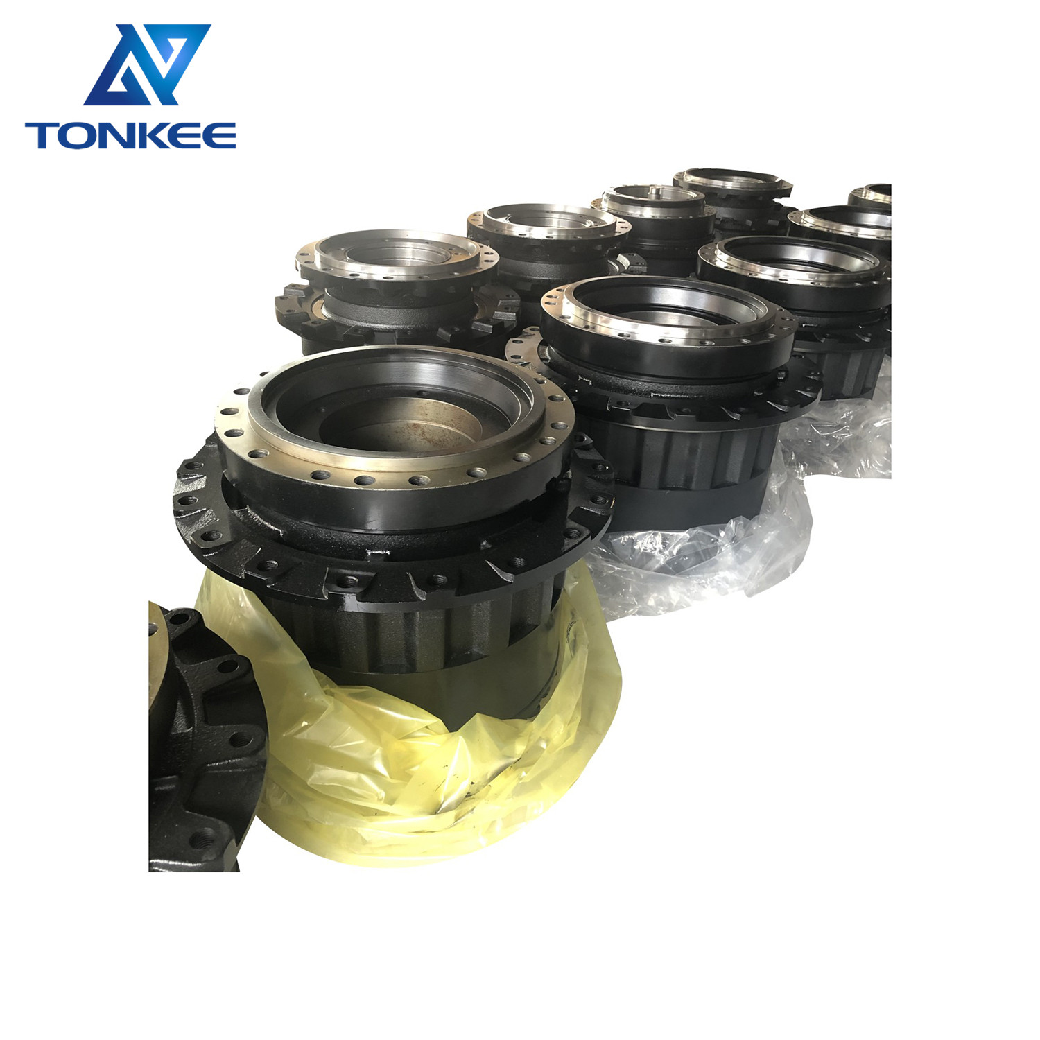 2276103 1994521 267-6796 333-2909 final drive group without motor 325C 325D excavator travel gearbox assembly