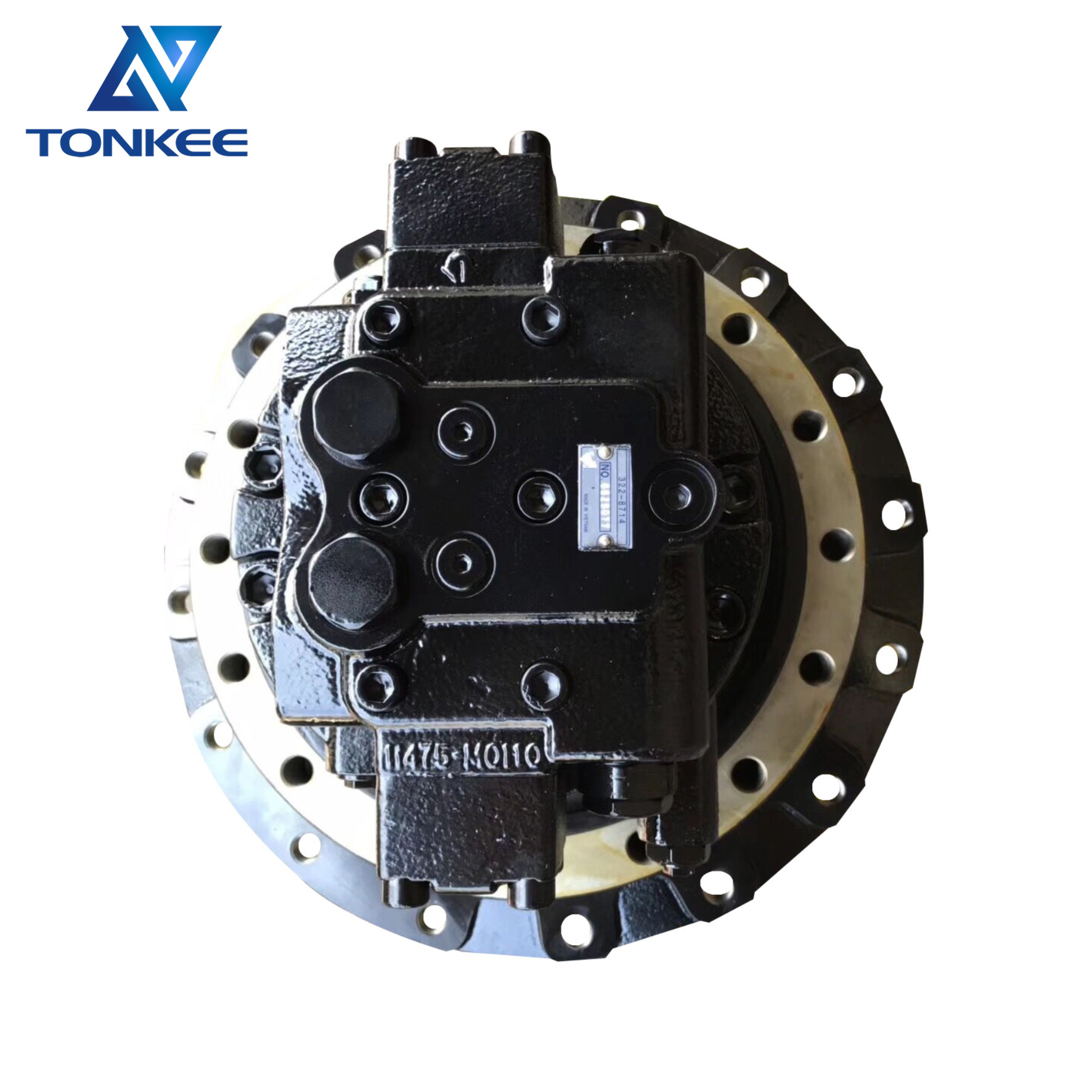 wholesale heavy equipment parts 1484696 209-5992 2676796 travel motor group 320D 320C excavator final drive group