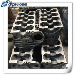 High performence J05E engine block & engine cylinder block for KOBELCO SK200-8