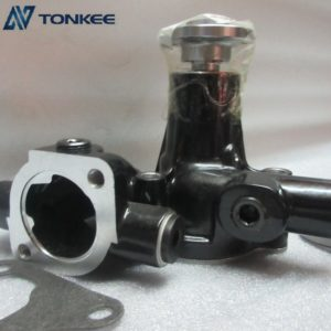 Engine parts YM119810-42002 119810-42001 water pump & cooling pump 3D82 3TNE82 4D82 4TNE82 for hydraulic excavator